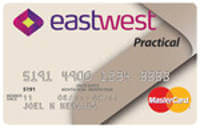 EastWest Bank Practical Card