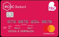 RCBC Bankard HBC Card