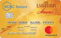 RCBC Bankard Landmark Anson's Bankard