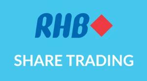 RHB Share Trading Logo