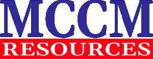 MCCM Resources Logo