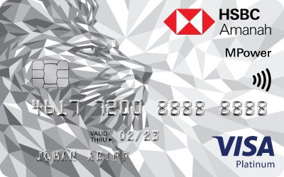 HSBC MPower Platinum Credit Card-i