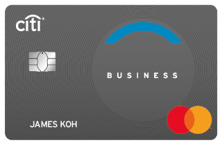 Citi Business Platinum Card