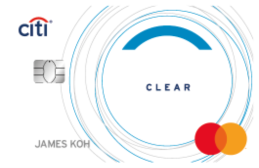 Citi Clear Credit Card