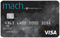 Mach Visa Credit Card