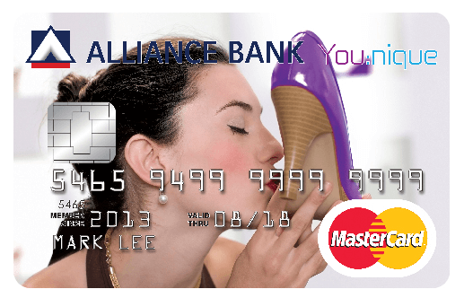 Alliance Bank You:nique Card - Rates