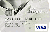 AmBank Imagine Visa Card