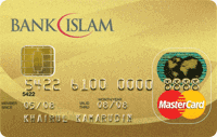 Bank Islam Gold Card-i