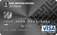 BSN Platinum Credit Card-i