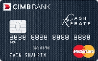 CIMB Cash Rebate Gold