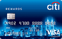 Citibank Rewards Platinum Card
