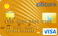 Citi Shell-Citi Credit Card