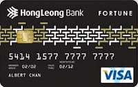Hong Leong Fortune Credit Card