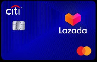 Citi Lazada Platinum