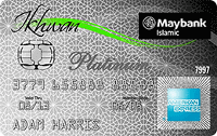 Maybank Islamic Ikhwan American Express Platinum Card-i