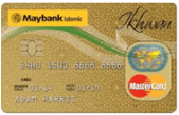 Maybank Islamic MasterCard Ikhwan Gold Card