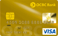 OCBC Gold Visa Card