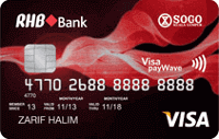 RHB SOGO-RHB Credit Card