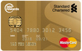 Standard Chartered Gold MasterCard