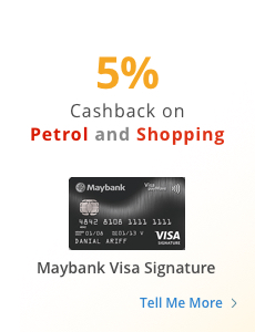 Maybank Visa Signature